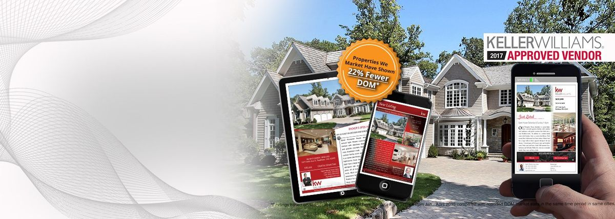 Zip Your Flyer   Real Estate Flyers   KW Approved Vendor Agent E ...