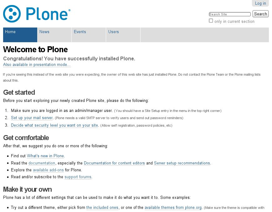 1.3. Plone User Accounts and Roles — Plone vs Facebook Documentation
