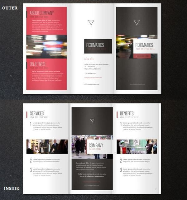 25+ Tri-folder Brochure Mockups - PSD, Vector EPS, JPG Download ...