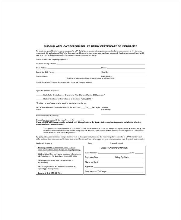 Hockey Certificate Template - 9+ Free Word, PDF Documents Download ...