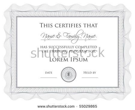 Bond Certificate Stock Images, Royalty-Free Images & Vectors ...