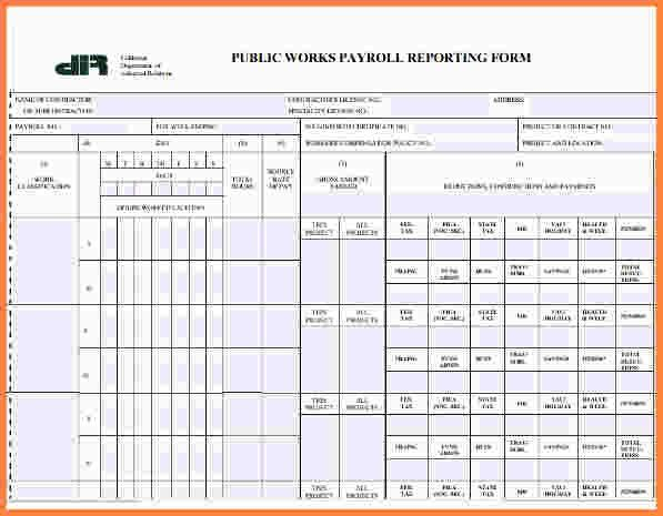 4+ free printable payroll forms | Samples of Paystubs