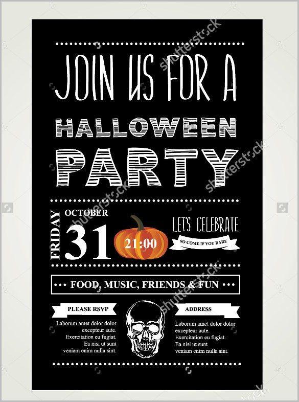 Halloween Invitation - 35+ Free PSD, Vector EPS, AI, Format ...