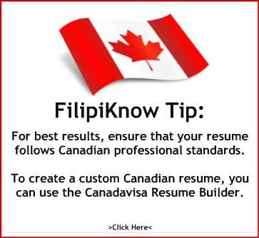 Jobs in Canada for Filipinos - An Ultimate Guide