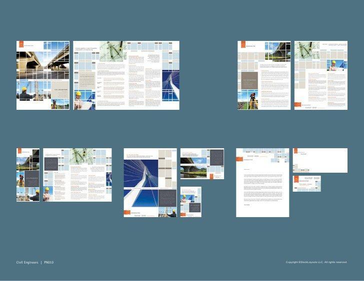 StockLayouts Portfolio Samples: Graphic Design Ideas & Inspiration