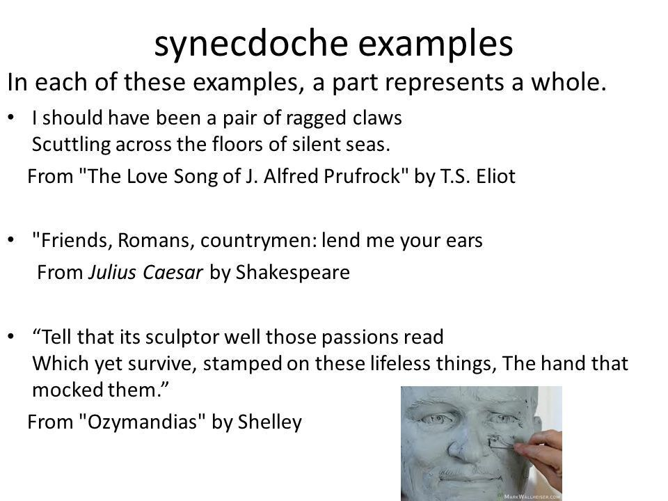 ADVANCED POETRY TERMS. syntax The sentence structure (order in ...