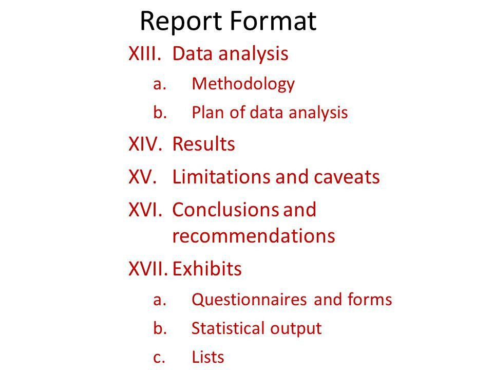 UNIT 4-C: DATA ANALYSIS and REPORTING - ppt download