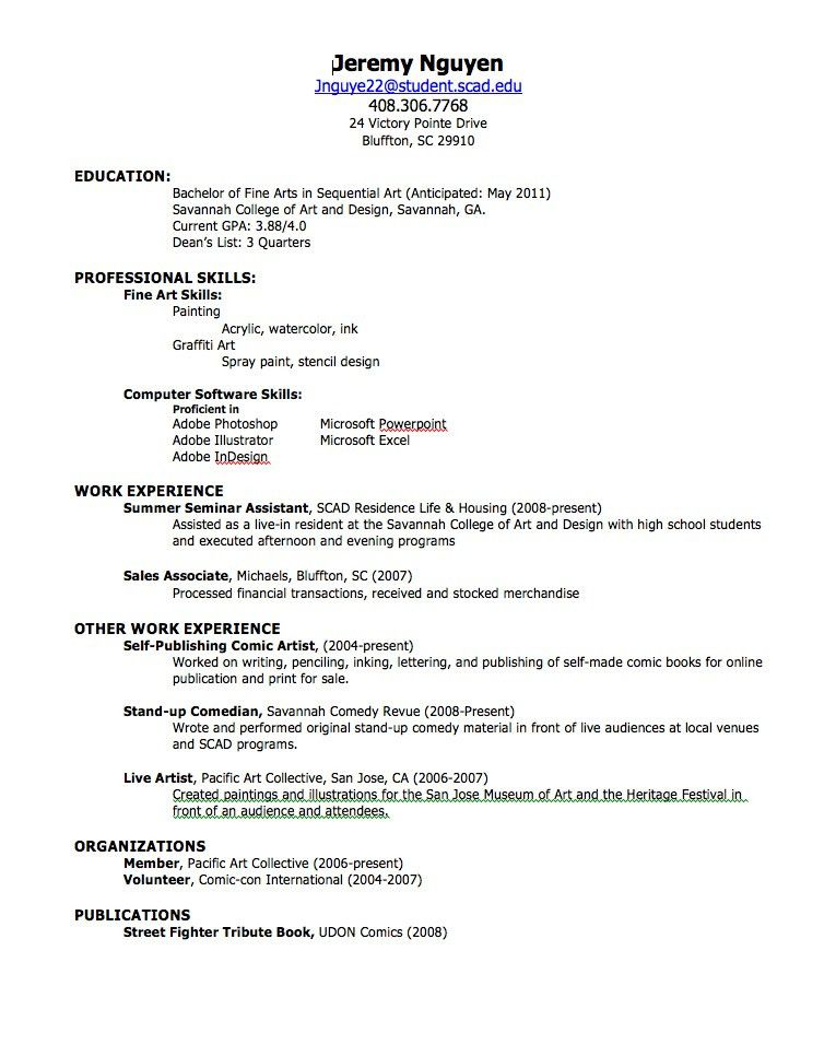 Peachy What To Include In A Resume 11 How Write - Resume Example