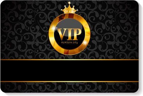 Vector vip membership card free vector download (12,365 Free ...