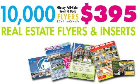 Real Estate Flyers - Real Estate Flyer Marketing - Real Estate ...