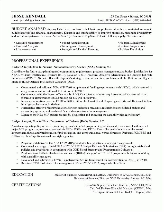 click here to download this banking and financial services resume ...