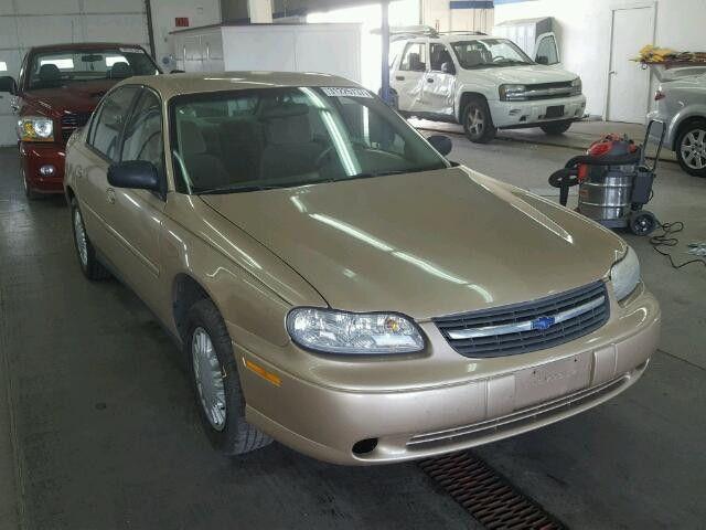 Bill Of Sale 2003 Chevrolet Malibu Sedan 4d 3.1L 6 For Sale in ...