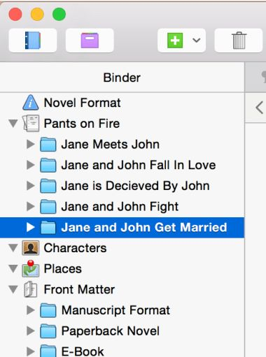 How To Outline Your Novel In Scrivener |