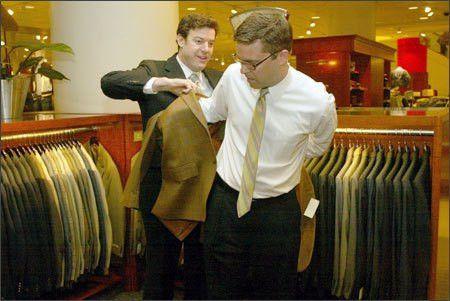 Nordstrom salesman's million-dollar secret is in his treasured ...