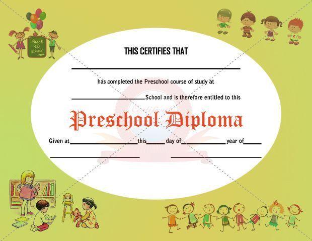 18 best SCHOOL CERTIFICATE TEMPLATES images on Pinterest ...