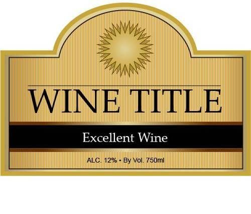 41 best Wine Bottle Labels images on Pinterest | Wine bottle ...