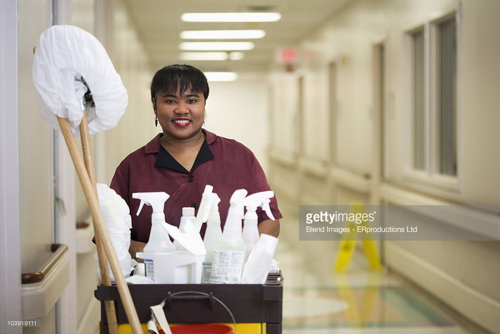 Hospital Cleaning Workers Stock Photos and Pictures | Getty Images