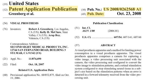 They Have a Patent, Or Do They? Granted Patents & Published ...