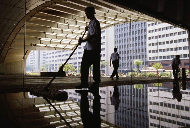 Janitorial Cleaning Services | The Business Cleaning Company