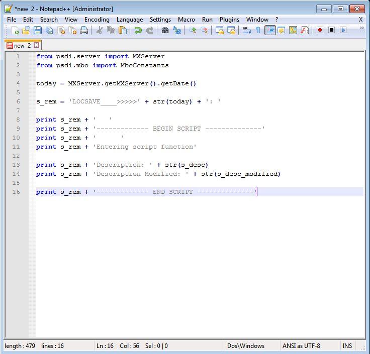 Automation Scripting 101