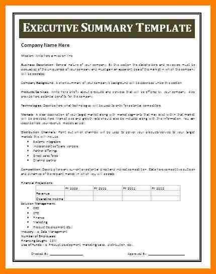 4+ executive summary examples   billing clerk resume