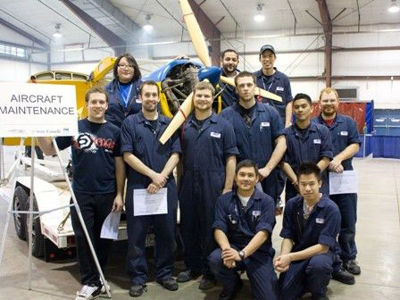 Aircraft Maintenance Engineer Aircraft maintenance engineers are ...