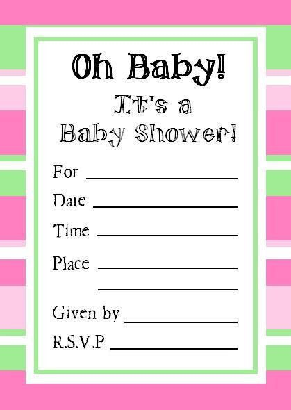 74 best Baby Shower Invitations images on Pinterest | Baby shower ...