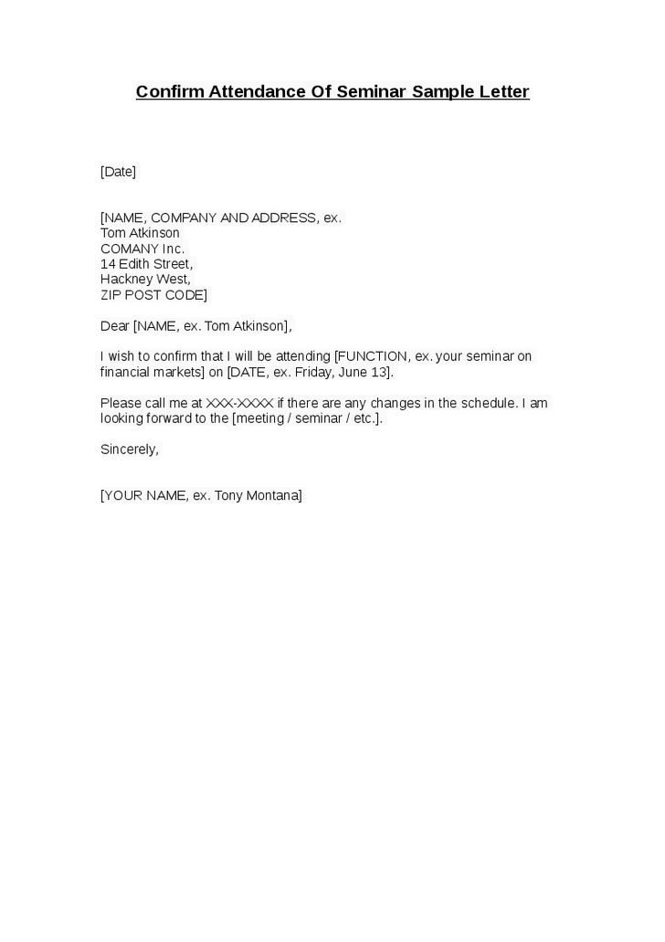 Payment Confirmation Letter Examples | Resume Building Workshops Nyc