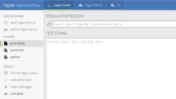10 Regex Tester (Software & Online Tools) - XDesigns