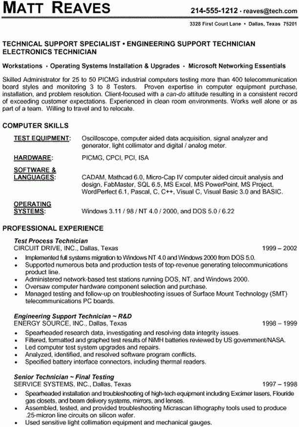 program suppport specialist sample resume top 8 program support