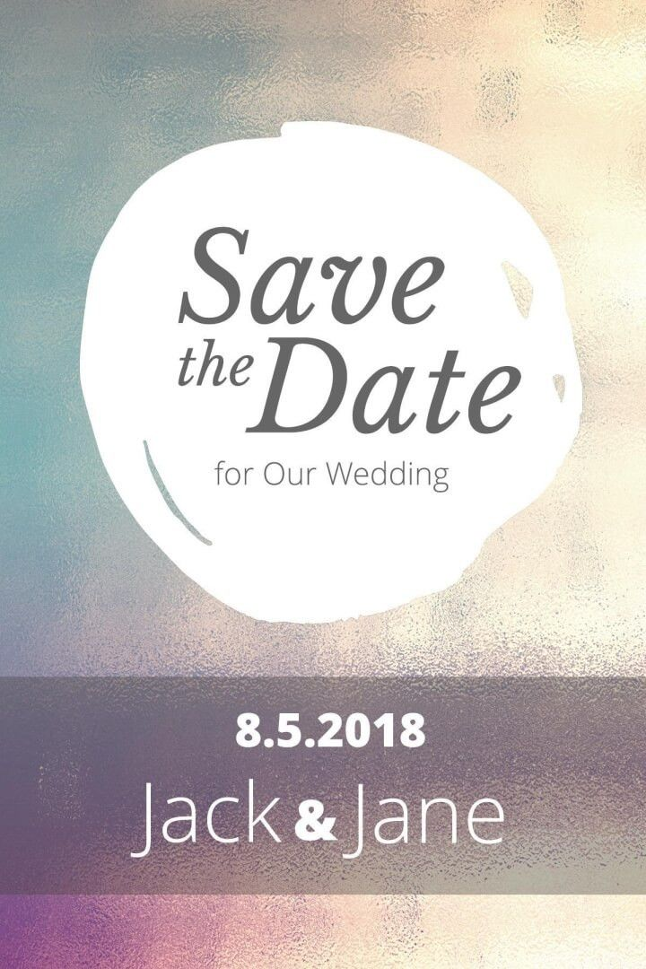 Save the Date Postcard Templates & Examples | Lucidpress