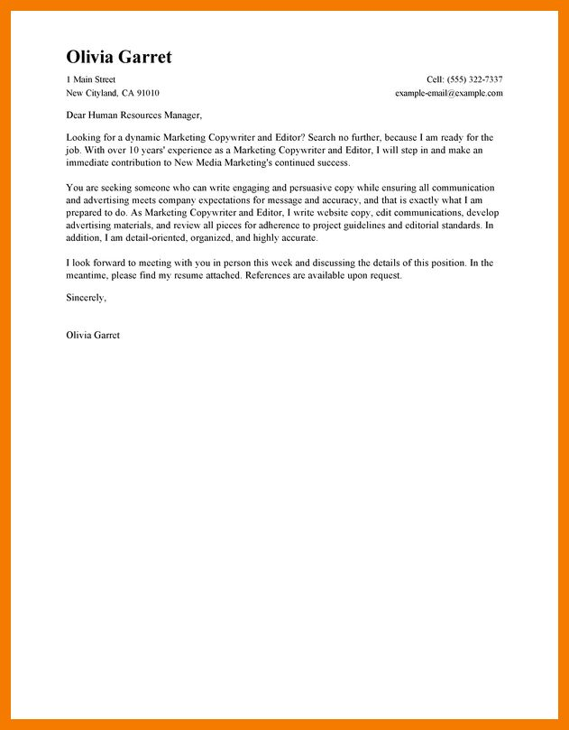 10+ what is editorial letter | resume holder