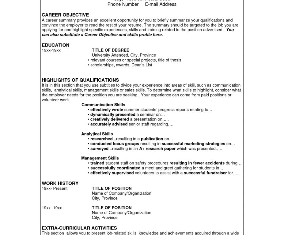 Most Interesting Skills In A Resume 8 Clever Design For 16 To Put ...