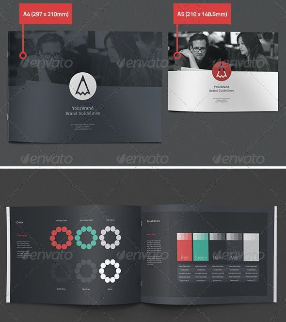 18 best Graphic Standards images on Pinterest | Brand guidelines ...