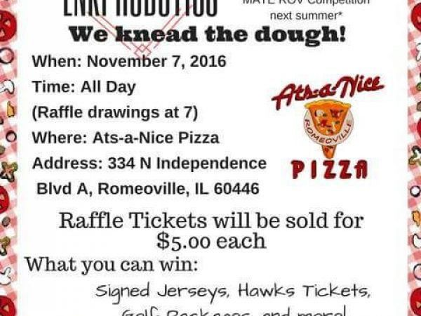 Grab a Slice, Help a Robotics Team - Lemont, IL Patch