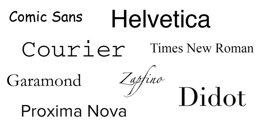 Which Is The Best Font For Your Resume?