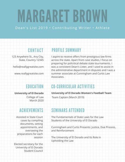 Creative Resume Templates - Canva