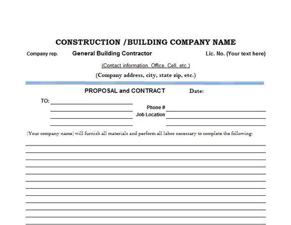 5 of the Top Free Construction Estimate Templates - Capterra Blog