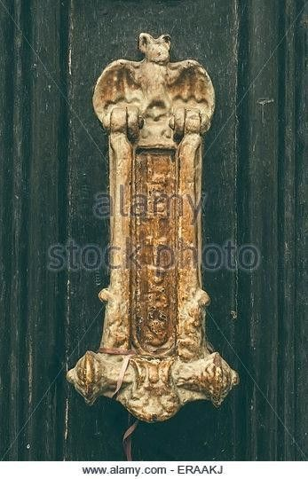 Traditional Or Period Front Door Letterbox Stock Imagegarage ...