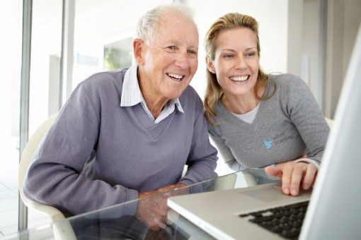 Book one-to-one computer lessons | My Ageing Parent