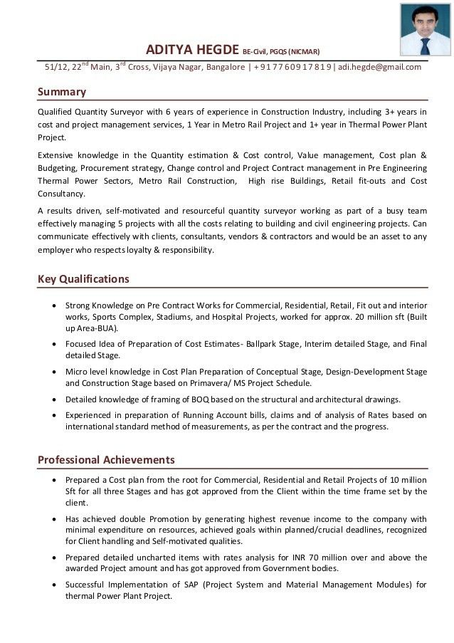 Thermal Design Engineer Cover Letter