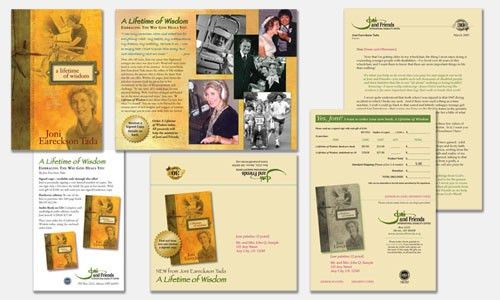 Freelance Graphic Design Sample | Direct Response Design