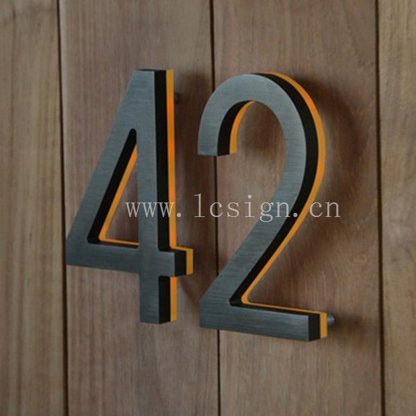 Outdoor Metal Letter,Outdoor Light Up Letter,Metal Letters For ...