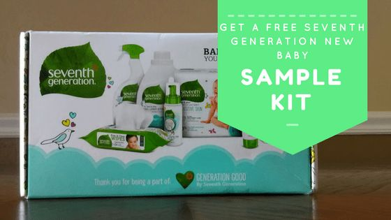 Get a Free Seventh Generation New Baby Sample Kit - Forming Family