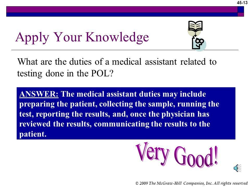 Chapter 45 Laboratory and Equipment Safety Medical Assisting - ppt ...