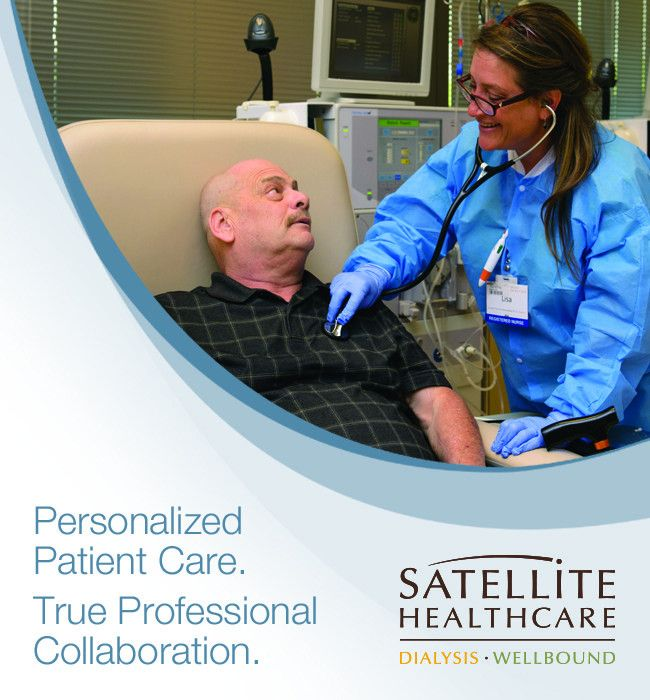 Acute Dialysis Nurse (RN) job with Satellite Healthcare | 2040660