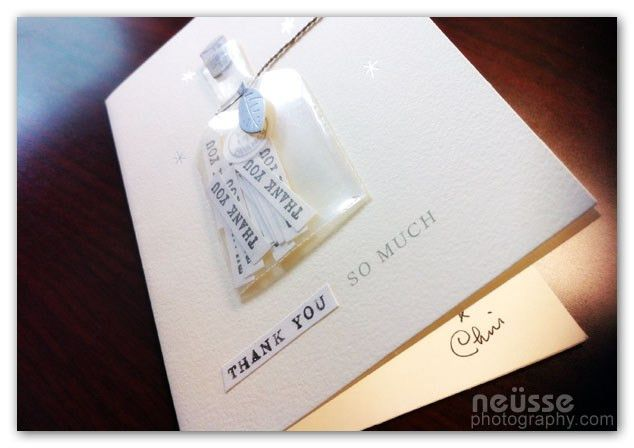 Thank You Note – Neüsse's Blog