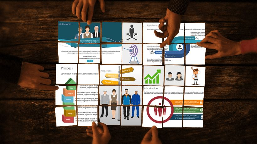 How To Use Articulate Storyline Templates - eLearningDom