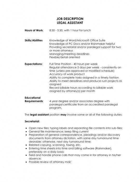 Police Officer Job Description For Resume 107 [Template ...