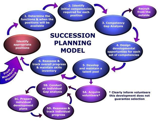 SUCCESSION PLANNING - Human Resource Management
